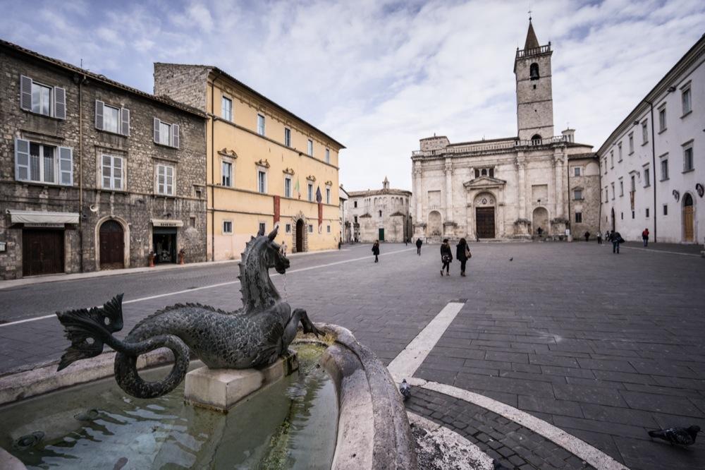 centro storico Ascoli Piceno