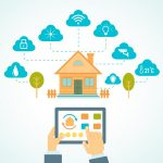 casa intelligente per sentirsi sicuri