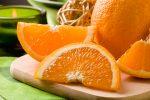 arancia per cucinare il petto di pollo