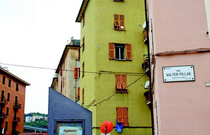 Genova via Fillak