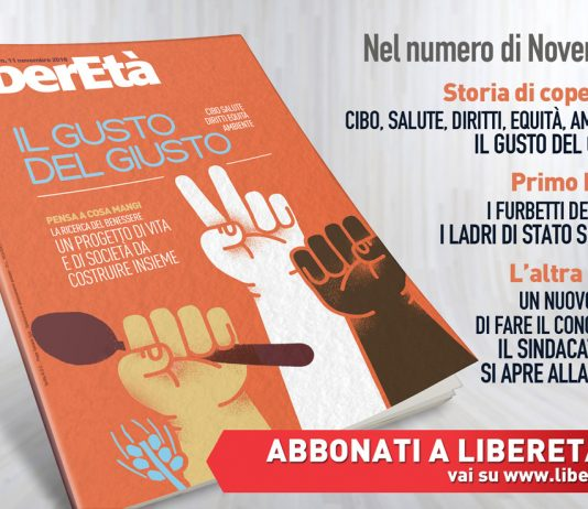 cartolina novembre liberetà